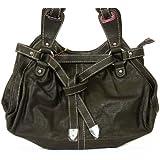 Designer Inspired Hannah Handbag - Colors Available
