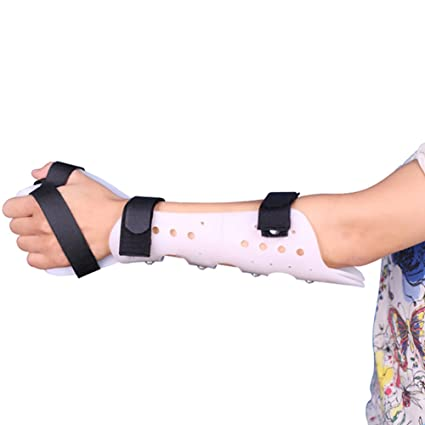 35748b5c0e NACHEN Arm Elbow Fracture Fixed Brace Wrist Sprain Adjustable Protective  Equipment Upper Limb Orthoses Support,