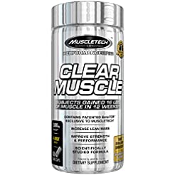 MuscleTech Clear Muscle Post Workout Rec...