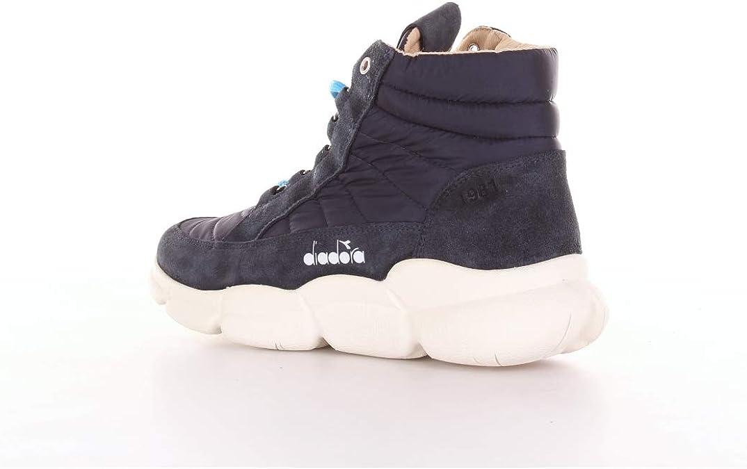 Diadora Heritage, Uomo, Boot H, SuedeNylon, Boots, Blu