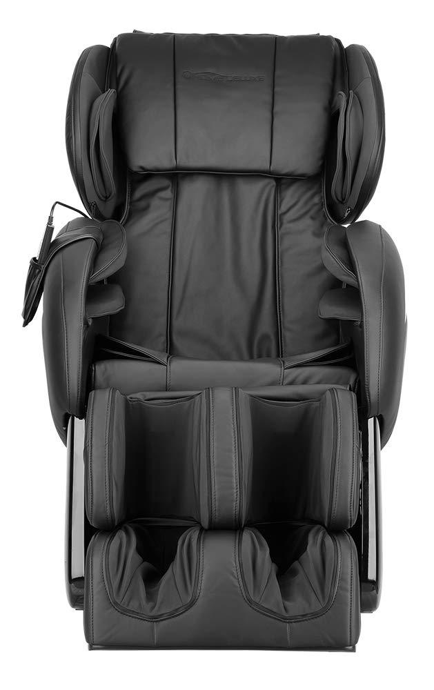 Home Deluxe Massagesessel Sueno Schwarz V2 Inkl Komplettem