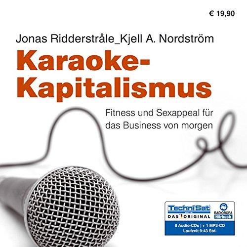 Karaoke-Kapitalismus, 8 Audio-CDs + 1 MP3-CD