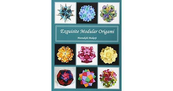 Amazon.com: Exquisite Modular Origami (9781463707606 ...
