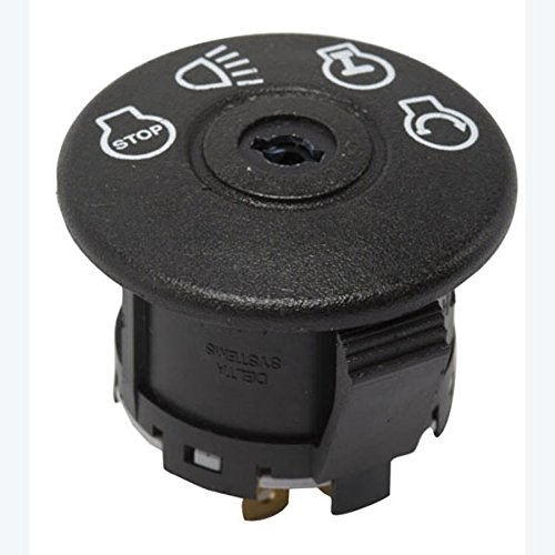 John Deere Original Equipment Rotary Switch #AM133597