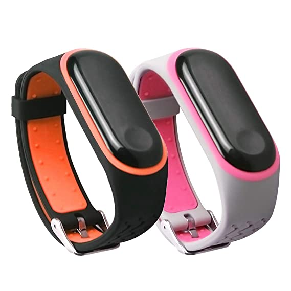Amazon.com: Budesi Replacement Band Compatible Xiaomi Mi ...