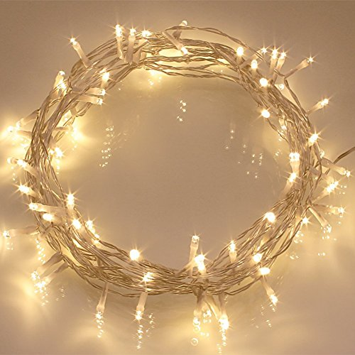 Outdoor Led Christmas Lights Warm White - 9
