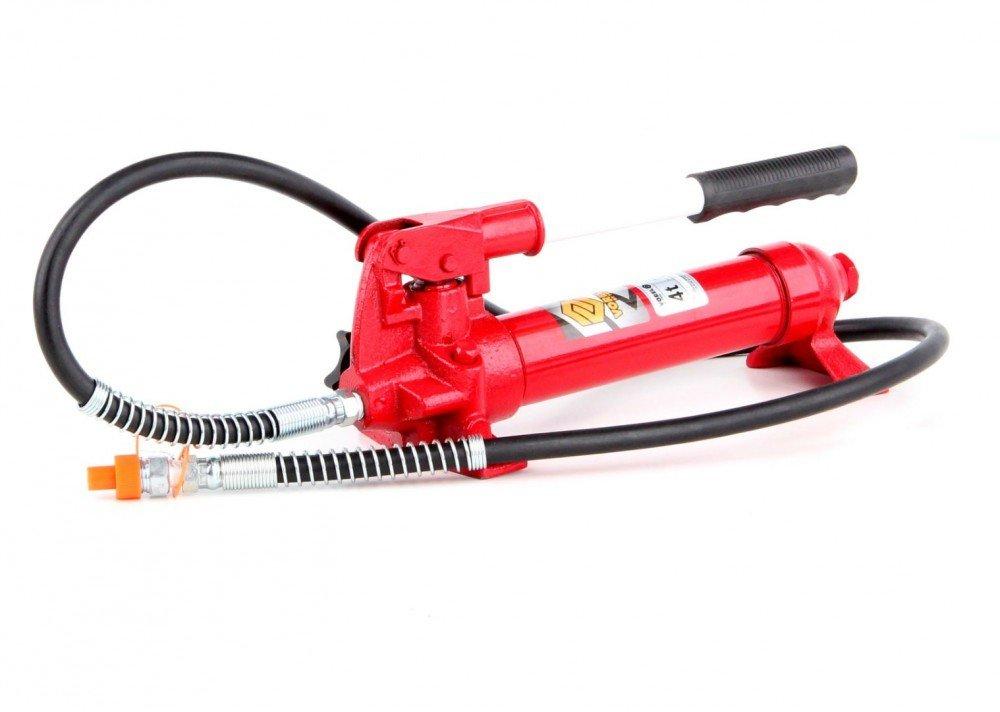 Hydraulik Handpumpe mit Pumpstange 4 Tonnen fü r Richtsatz Spreizer Druckzylinder TOOLTRADERS