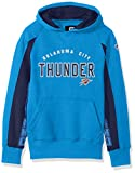 NBA Oklahoma City Thunder Centerfield Pullover Hoody, X-Large, Blue