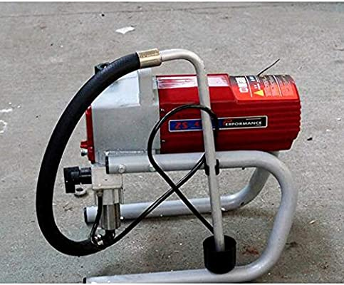 395 Pulverizador Airless de alta presi/ón M/áquina de pulverizaci/ón de pintura de pared 2200W 2.5L min