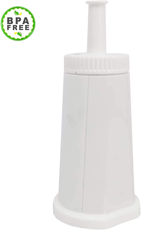 6X Wasserfilter kompatibler Sage Appliances BES008 SES875 SES880 Claris Filter Wei/ß