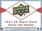 2017-18 Upper Deck Series 2 Hockey Hobby Box