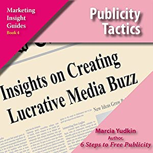 Publicity Tactics Audiobook
