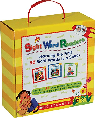 (Sight Word Readers Parent Pack: Learning the First 50 Sight Words s a Snap!)