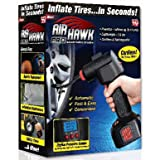 Air Hawk Pro Cordless Tire Inflator AS SEEN ON TV!!