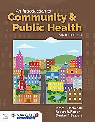 An Introduction to Community & Public Health: 9781284108415