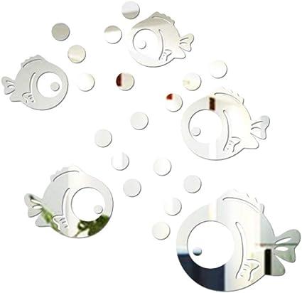 Número de acrílico efecto de burbujas de 3D//placa De Casa