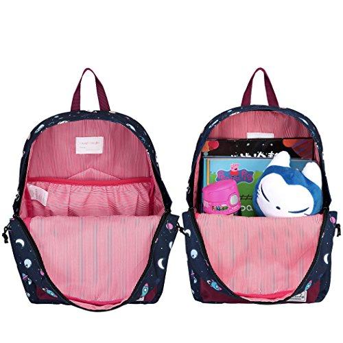 7d35a723962 Preschool Toddler Backpack,Vaschy Little Kid Small Backpacks for Nursery  School Children Boys and Girls