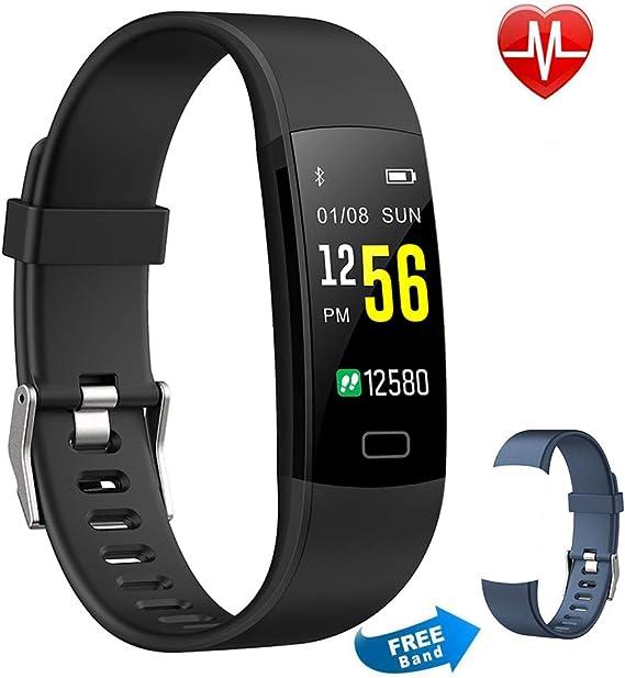 Pulsera Actividad Moson Reloj deportivo Inteligente Pantalla Color ...