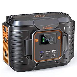 YABER ポータブル電源 大容量 家庭用 蓄電池 72000mAh/266Wh