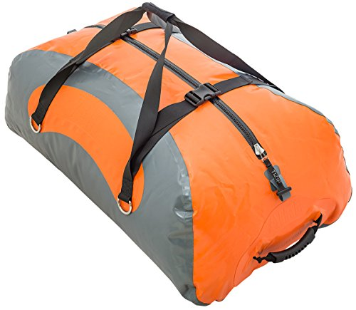 AIRE Frodo Dry Bag-Orange/Grey-L by AIRE