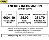 white 60 ceiling fan - Minka Aire F853-WH, Aviation, 60