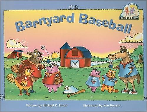 Barnyard Baseball (Pair-It Books)