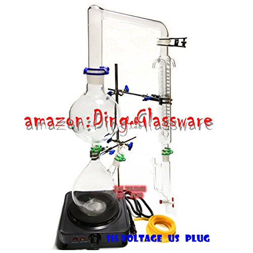 essential oils steam distillation - 2