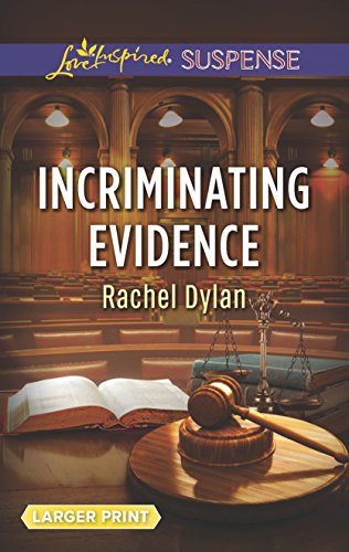 Incriminating Evidence (Love Inspired Suspense (Large Print))