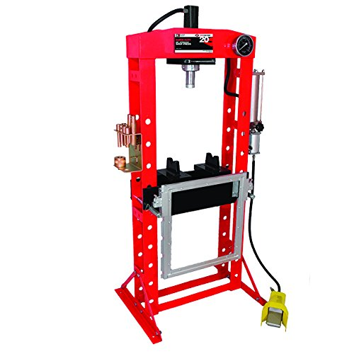 Ton Hydraulic 20 Press Shop (AFF Capacity 850ASD-P Polycarbonate Guard for Models 850SD and 850ASD 20 Ton Shop Press)