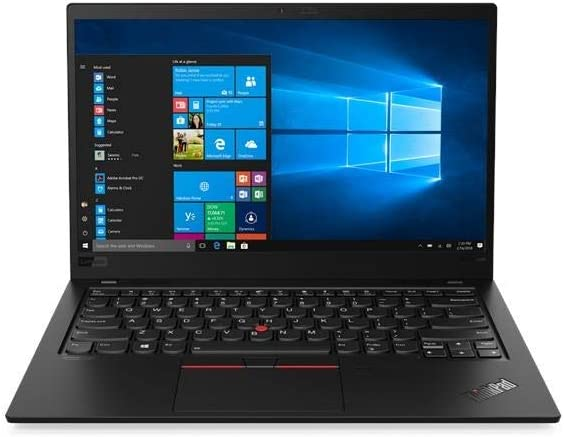 "Lenovo_ThinkPad_X1 Carbon Business Ultrabook Touchscreen Laptop (Intel i7-10510U, 16GB RAM, 1TB NVMe SSD, 14.0"" FHD IPS Touch, Windows 10 Pro) Professional Notebook Computer"