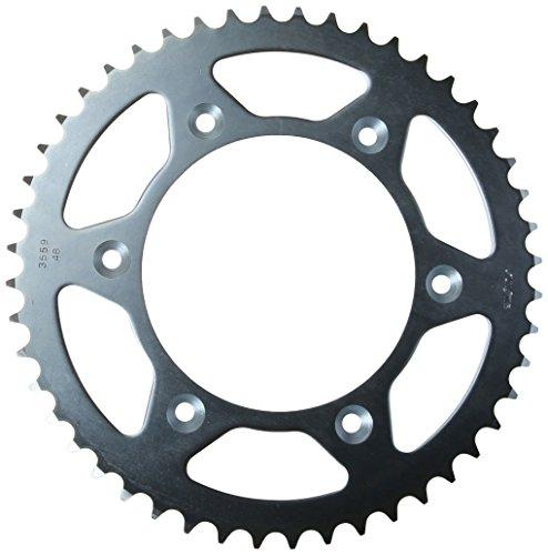 (Sunstar 2-355948 48-Teeth 520 Chain Size Rear Steel Sprocket)