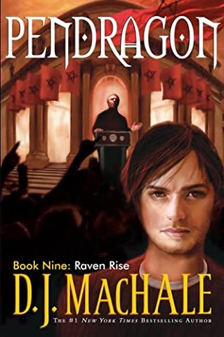 Raven Rise (Pendragon) (9 Dj Rack)