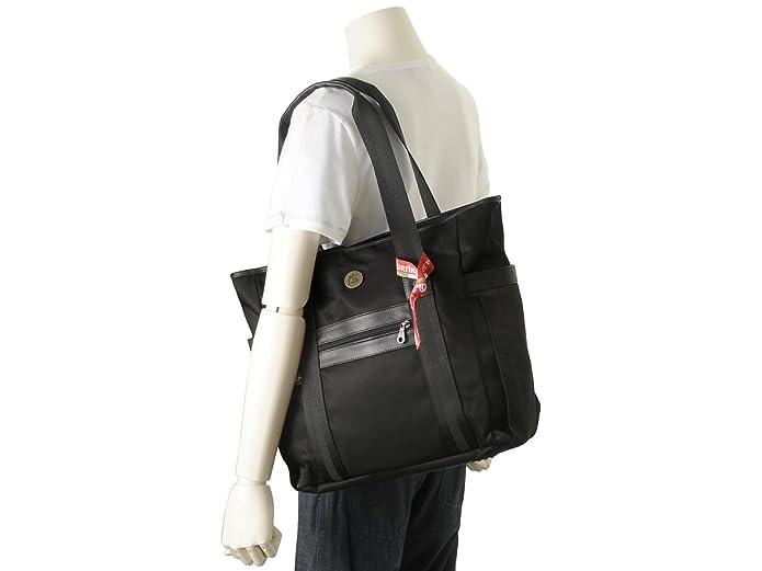 4926b1aa29b9 Amazon | (デザルティカ) DESERTIKA トートバッグ イタリア製 KRUDELTA-LH ビジネスバッグ ブラック メンズ  [並行輸入品] | DESERTIKA(デザルティカ) | トートバッグ