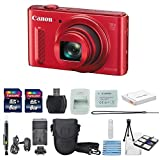 Canon PowerShot SX610 HS 20.2MP Digital Camera Kit with Accesorries (11 Items)