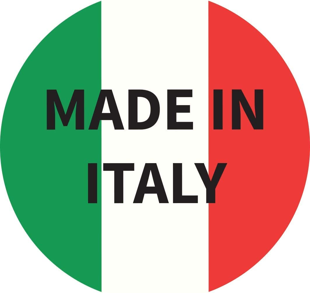 Tico LP4W-7646 Etichette Bianco Angoli Arrotondati 76.2 x 46.4