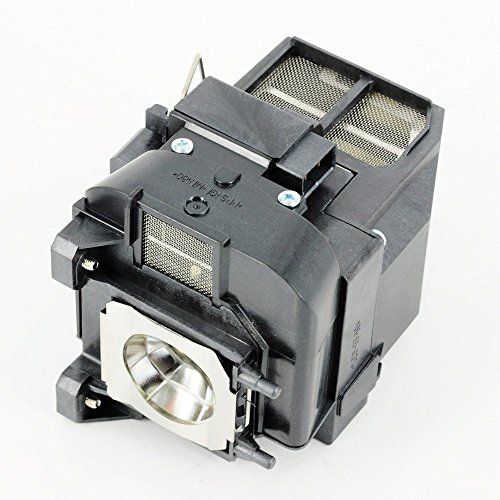 ePharos ELPLP75 Projector Replacement Lamp Compatible bulb with housing for Epson Powerlite 1960 Powerlite 1965