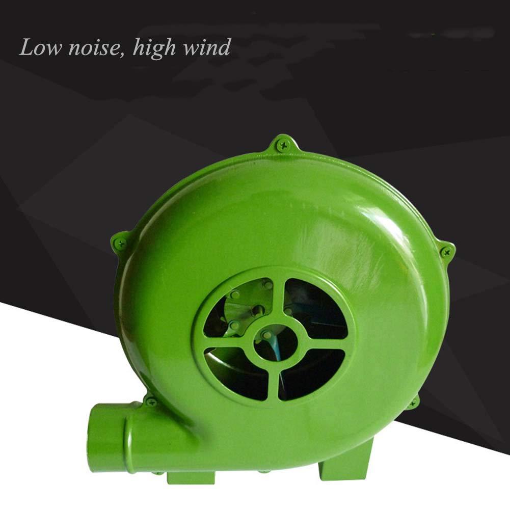 Ventilador de Barbacoa Super Viento 350W soplador de Barbacoa Manual Yx-outdoor Manivela de herrer/ía forja soplador