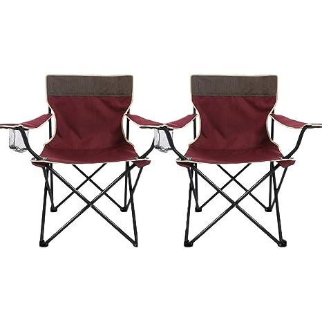 Wondrous Amazon Com Glztz Red Folding Chair Chair Beach Chair Pabps2019 Chair Design Images Pabps2019Com