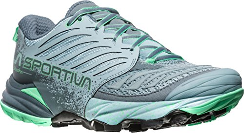 Trail Sportiva Multicolor Green La Stone para Mujer Running de 000 Blue Zapatillas Akasha Jade Woman wXpqfdB