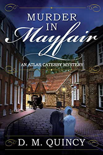 Murder in Mayfair: An Atlas Catesby Mystery cover
