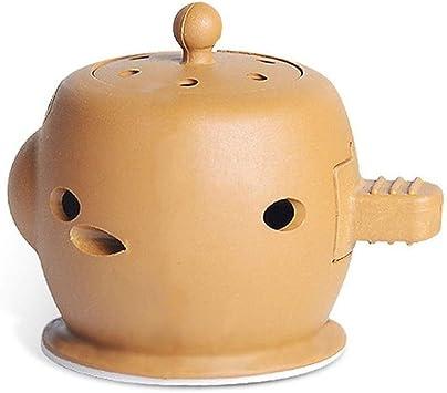 TYBXK moxa artemisa Moxibustión caja china palos de moxa quemador Calefacción Punto de acupuntura china Terapia Mujeres Mini Moxa Tubo 92 (Color : 3pcs Only box): Amazon.es: Salud y cuidado personal