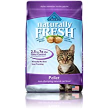 BLUE Naturally Fresh Pellet Non-Clumping Cat Litter 14-lb