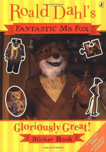 Fantastic MR Fox: Gloriously Great Sticker Book