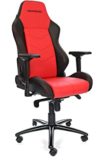MAXNOMIC Dominator (Red) Premium Gaming Office & Esports Chair
