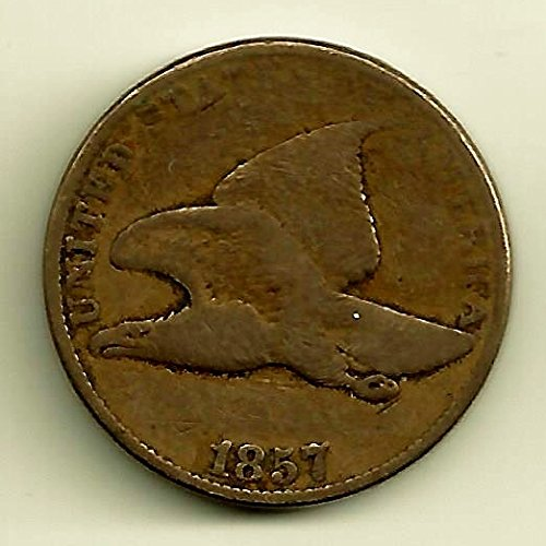 - 1857-1858 Flying Eagle Cent