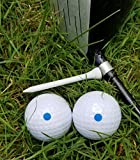 J&M Gender Reveal Golf Ball for Baby Showers and