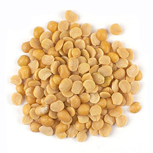 Split Pigeon Peas, 25 Lb Bag by Woodland Ingredients