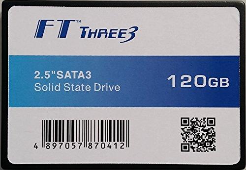 FT Three3 120GB Solid State Drive SATA III 6 GB/S Interfa...