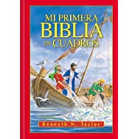 Mi Primera Biblia En Cuadros: My First Bible in Pictures
