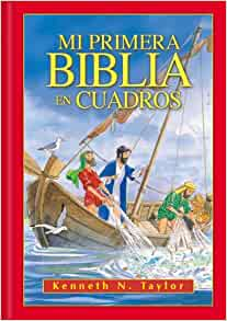 Mi primera Biblia en cuadros/My First Bible in Pictures